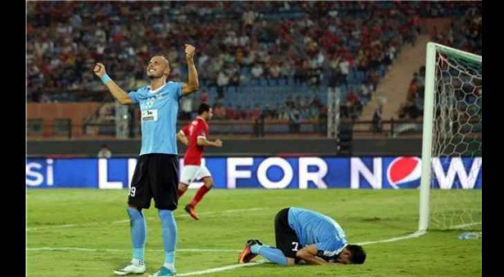 Al-Faisaly will face off Algeria's Nasr Athletic Hussein-Dey in their next game.