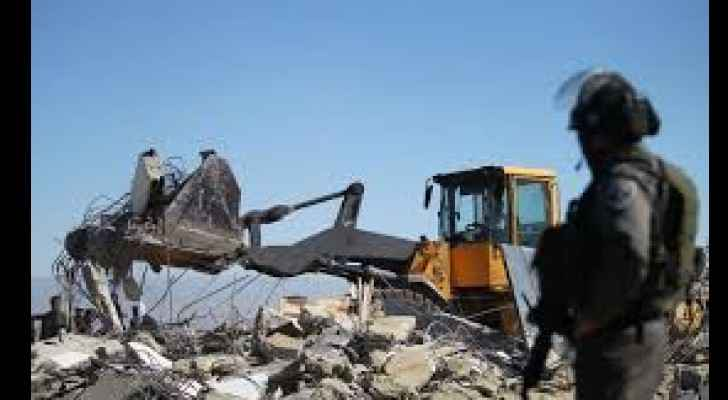 Israeli forces demolish two Hebron houses