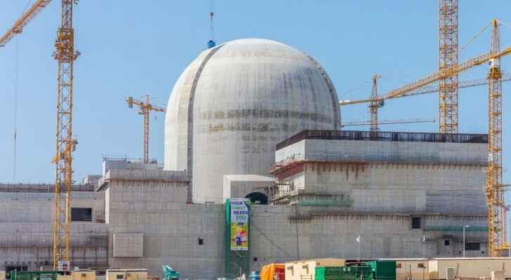 The UAE's Barakah nuclear power plant will be operational in 2018. (The National)