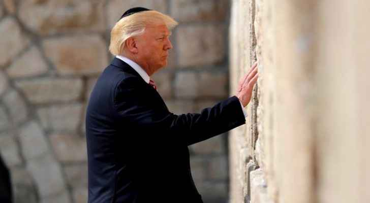 Trump visits Jerusalem's Western Wall. (Youtube)