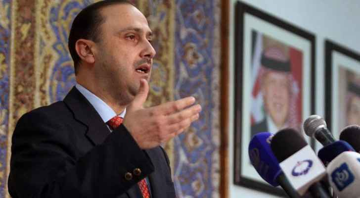 Minister of State for Media Affairs, Mohammad Al Momani