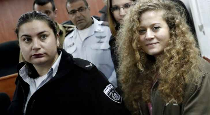 Both Ahed and her mother will be sleeping in their home tomorrow