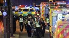 Three attackers kill 6 in London 'terror' attack