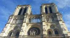 Algerian hammer-man shouted 'this is for Syria' before being shot by French police at Notre Dame