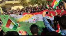 'Self'-determined, Iraqi Kurds schedule  independence referendum for Sept 25