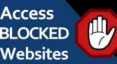 Egyptian government blocks dozens of websites
