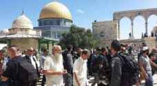 Jordan strongly condemns Israel's assault on Al Aqsa Mosque's worshippers