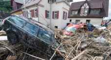 Summer storm in northern Germany kills a man