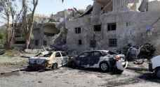 Update: Damascus  bomber kills 18  after car chase