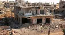 Ceasefire begins in south-western Syria
