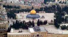 Palestinians in Jerusalem urged to pray at Al Aqsa on Friday