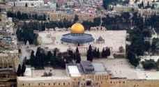 Palestinians in Jerusalem urged to pray at Al Aqsa on Friday