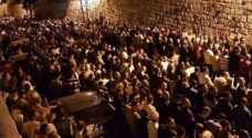 Tensions escalate in Jerusalem