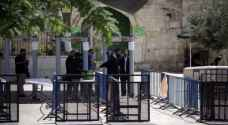 Israel replaces metal detectors with sophisticated security cameras at Al Aqsa compound