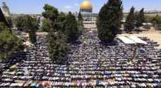 Palestinian Authority expresses gratitude for Jordan's effort in the Al Aqsa crisis