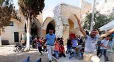 Dozens of Palestinians injured at Al Aqsa as Israeli forces attack worshippers