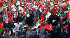 Thousands rally in Istanbul for Al Aqsa