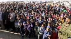 Nearly 50,000 people stranded along Jordan-Syria border