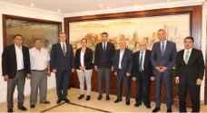 Jordan plans to enhance exports to  Romania
