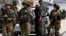 Eight Palestinians arrested by Israeli Forces overnight