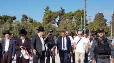 Israeli MKs spark controversy with Al Aqsa visit