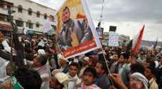 Houthis and Saleh forces end tensions