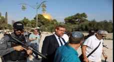 Momani condemns MK Al Aqsa visit