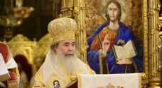 309 Palestinians file legal complaint against Patriarch Theophilos III of Jerusalem