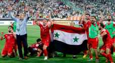 History made as Syria makes way to World Cup qualifier for the first time ever