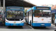 100 New and improved busses to join Amman's public transportation system in 2018