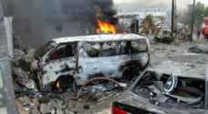 13 people dead in suicide bombing in Pakistan