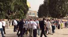 343 Israeli extremists break into Al Aqsa Mosque