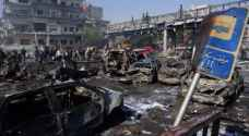 Update: At least 1 killed, 6 injured in Damascus suicide bombings