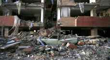 Earthquake kills 450 in Iran and Iraq as survivors battle the cold