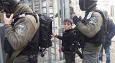 Israeli forces arrest 9-year-old Palestinian in West Bank