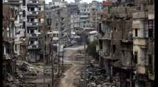 Syrian war death toll reaches 340,000: Syrian Observatory Human Rights