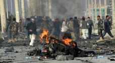 Over 40 dead in Kabul attack