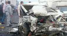 11 people killed in cars crash in Egypt