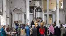 For first time since 2014: Syrians hold prayers in church in Deir al-Zour