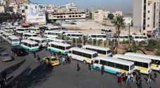 Irbid-Amman transportation companies will not raise fares