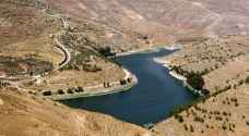Over 4.66 mcm of water entered Jordan dams following rainfall