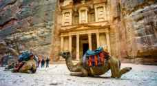 Jordan's tourism revenue up 4.3% in February: Central Bank