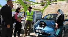 10,000 e-car charging outlets to be installed across Jordan
