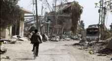 Eastern Ghouta retaken by Syrian Army