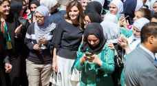 Queen Rania stands up to bullying