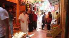 Salt residents blame government for their inability to shop pre-Ramadan