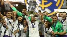 Real Madrid wins Champions League final against Liverpool 3-1