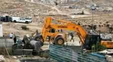 Israel orders the evacuation of houses in Northern Jericho