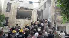 Three people die after building collapses in Zarqa
