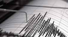 Magnitude 3.4 quake strikes near Irbid at 2:00 PM